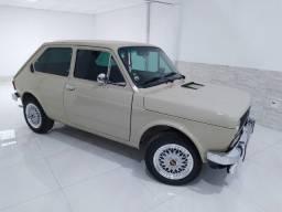 Fiat 147 L 77/77 3º dono carro p/ colecionador raridade tudo nele é zero