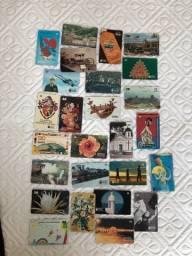 Título do anúncio: Cartão telefônico colecionador