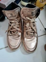 Lote de sapatos 38