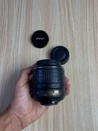 Lente Nikon AF-S 18-55mm DX VR