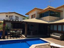 Casa Lindissima para Venda com 4 suítes no Resort Busca Vida, Camaçari BA