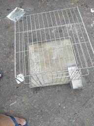 Troco por gaiola de hamster