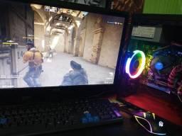 Pc gamer computador completo emulador fre fire liso