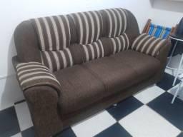 Vendo sofa de 3 lugar intéiro mesmo