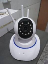 Câmera Robô 3 Antenas App Yoouse P2p