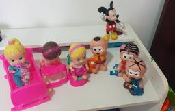Kit brinquedos infantis