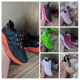 Tênis  Nike  New Balance    Fila etc    oferta Imperdivel