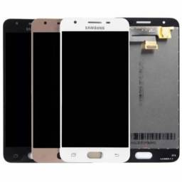 Tela Frontal Display Touch Samsung J5 Pro J7 Pro J5 Prime J7 Prime