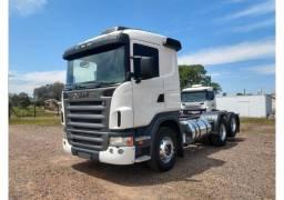 Título do anúncio: Scania G420 6X2 2010 Trucado Revisado (Parcelado)