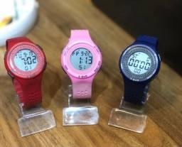 Relógio fitness