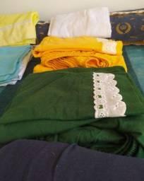 Vendo lençol de elástico para berço