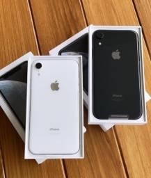 "iPhone XR Apple (64GB) Branco Tela 6,1"" 4G Câmera Traseira 12MP iOS"