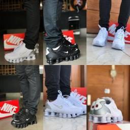 "Nike shoks 12 molas ""linha Premium"""