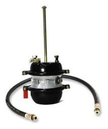 Cuica Spring Brake 30/30 Fix 120mm/h 335mm + Cabo Flexível