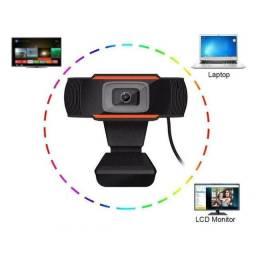 Webcam pc Camera Mini Packing 1080p de alta qualidade