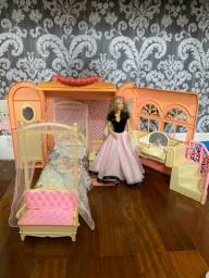 Casa da Barbie Portátil