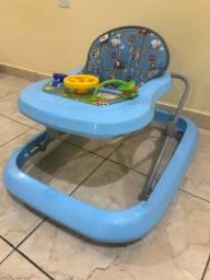 Andador Infantil Azul Tutti Baby