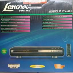 Aparelho de Dvd Lenoxx