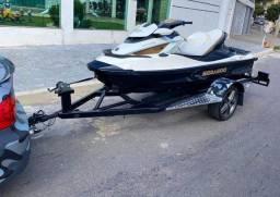 Jet ski Seadoo gtx 260 hp ano 2011