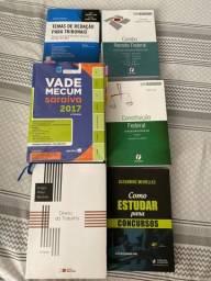 Livros de concurso