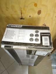 Plateleira/ Expositor/Estante de aço inox