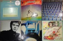 6 LPs Rock Progressivo- diversos