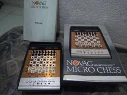 xadrez Novag micro chess