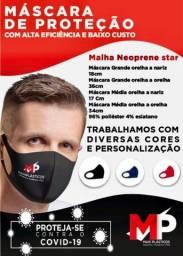 Máscara Neoprene Covid 19
