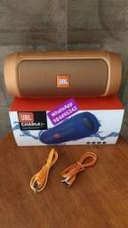 Caixa de som JBL Charge 2+ portátil com bluetooth<br>