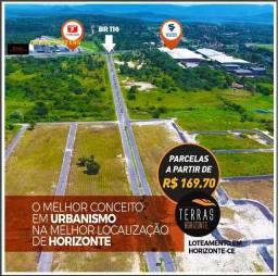 Título do anúncio: Investimento de alto padrão >> Terras Horizonte >