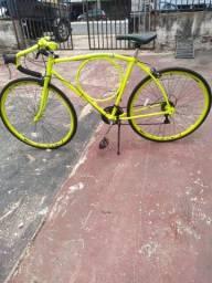 Bicicleta vintage retrô