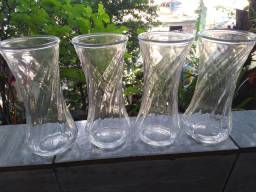 Jarras de vidro