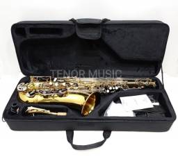 Sax Tenor Michael M49 Dual Gold NOVO