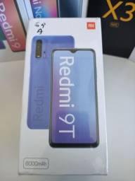 Feirão Redmi 9T 64 4 de RAM Xiaomi.. Pronta entrega..Novo.. Lacrado... Garantia