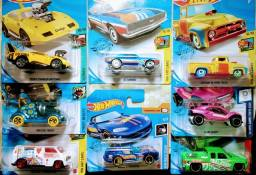 Hot Wheels T-Hunt - Lote 8 unidades