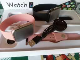Relógio smartwatch fitness iwo13 Max (Ipatinga)