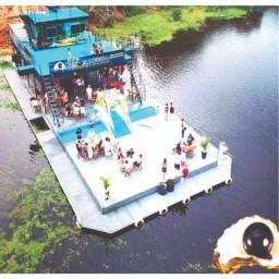 Vende-se Flutuante Manaus-Brazil/(Floating for sale Manaus-Brazil)