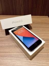Iphone 6S 64GB com bateria nova e película 3D
