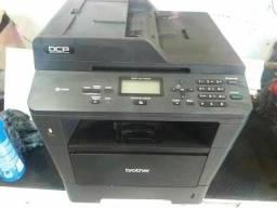 Impressora Multifuncional Brother 8112 Dn