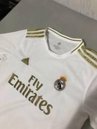 Camisa Real Madrid 19/20