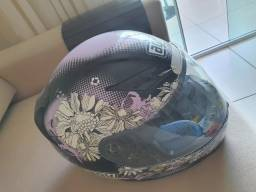capacete agv feminino tamanho 54