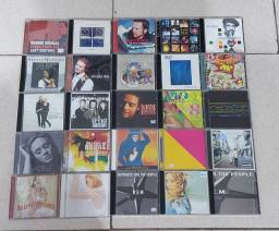 II LOTE C/25 CDS/ROCK/DANCE/REGGAE