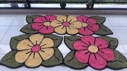 Tapetes Decorativos de Luxo
