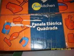 Panela elétrica quadrada da Funkitchen