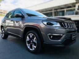 Jeep Compass 2018 Long - 28.100 kms rodados