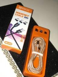 carregador magnético compatível p todos aparelhos