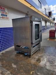 Forno para padaria ferri flex (funciona gás e elétrico)