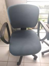 Só hoje! Cadeiras giratória para escritório