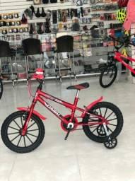"""Bicicleta aro 16"""""""
