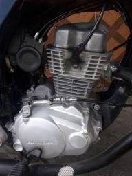 MOTO START 150  TODA EM DIAS OS  2 DOCUMENTO  CHAVE RESERVA E MANUAL WHAT *